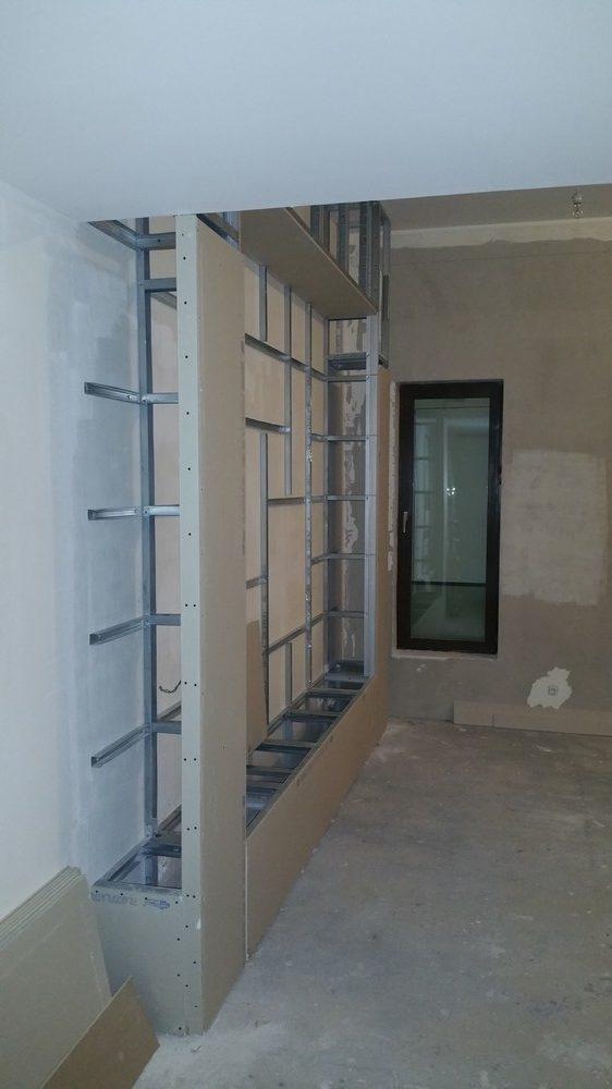 appartement-caserne-de-bonne-grenoble-renovation-bibliotheque-ossature-placo